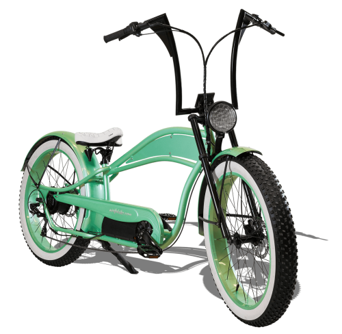 Fatbike elcykel